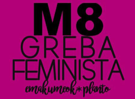 Artzape  Euskara  Elkarteak  bat  egingo  du  biharko  greba  feministarekin