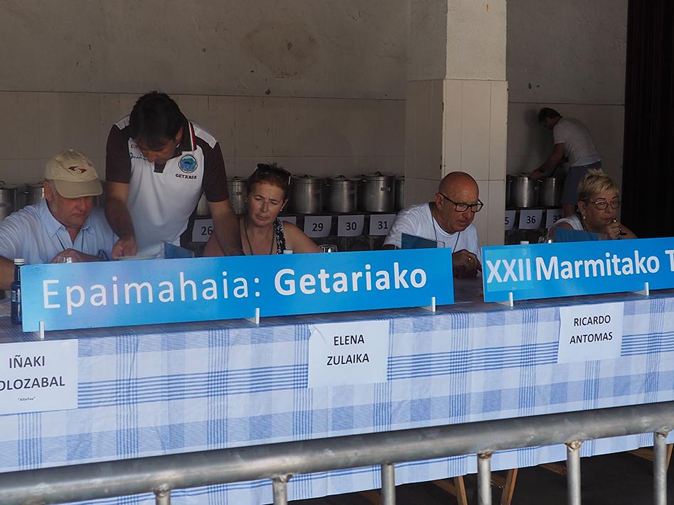 Salbatore Jaiak 2018 - Marmitako Lehiaketa