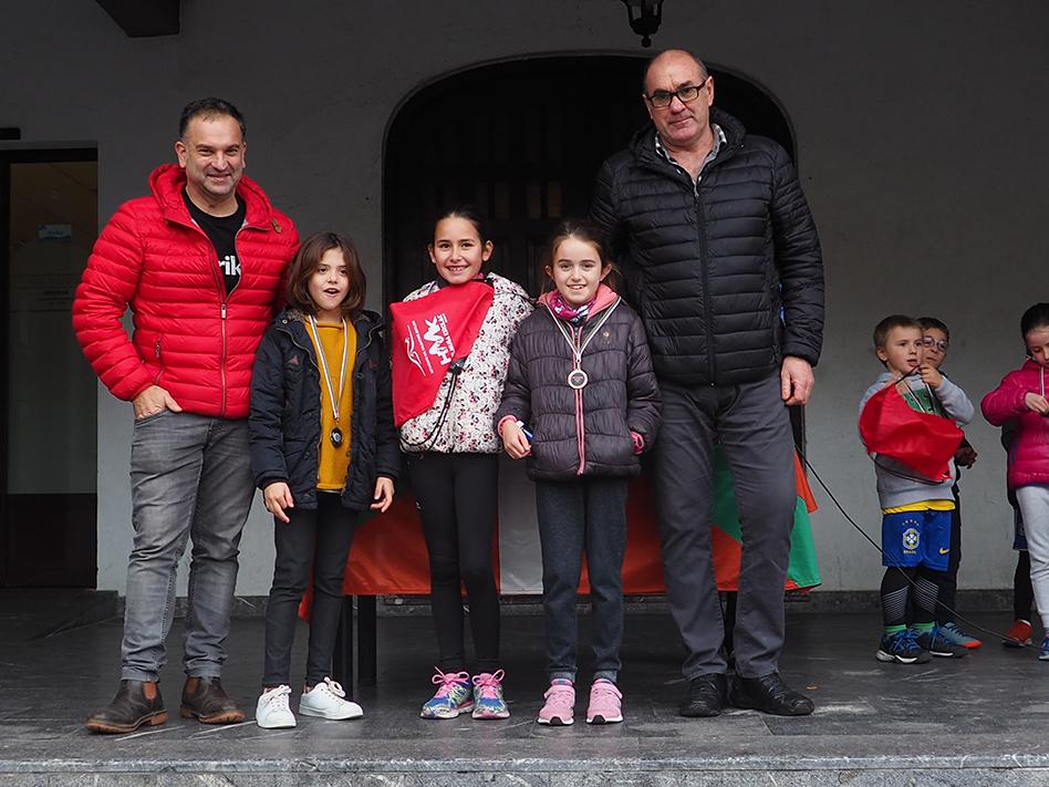 San Silbestre lasterketa 2018