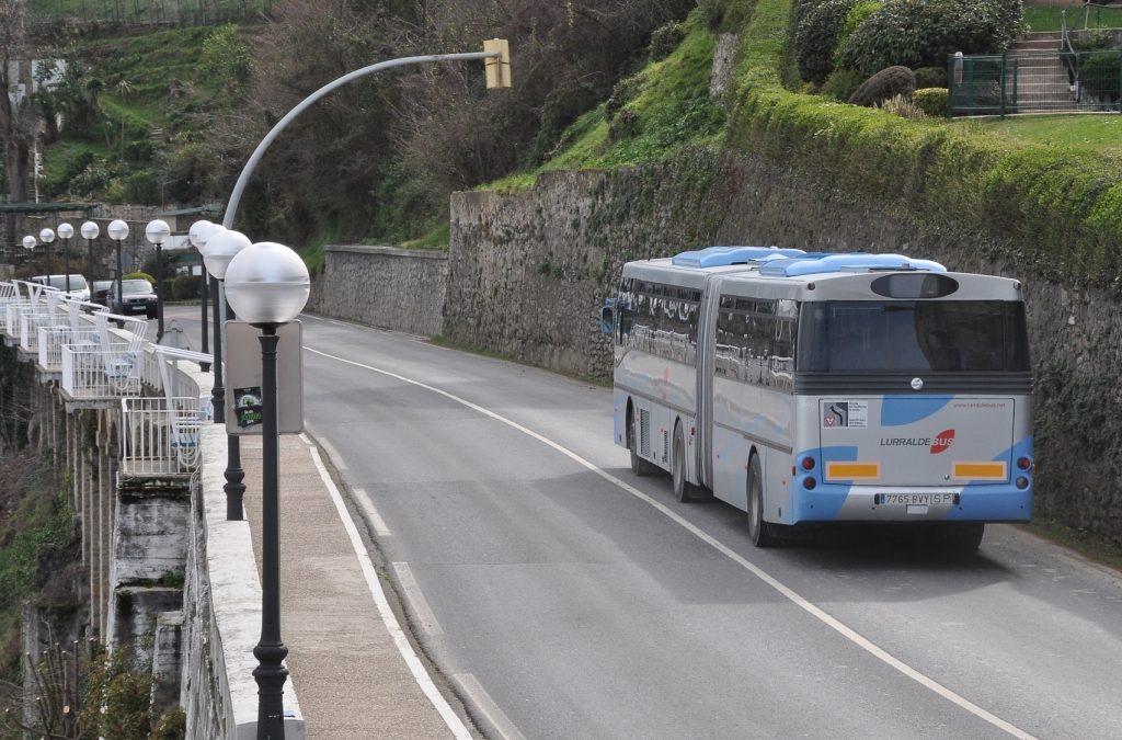 UK9, UK10 eta UK11 autobus lineetan ordutegi berria ezarri dute