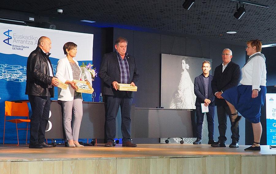 Zilarrezko Antxoa 2019