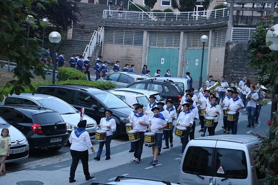 San Juan Jaiak Balenciaga kalean 2019