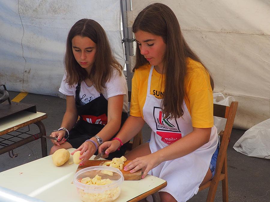 Salbatore Jaiak 2019 - VII. Patata Tortilla Txepelketa