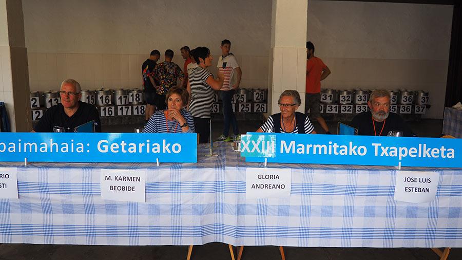 Salbatore Jaiak 2019 - XXIII. Marmitako Txapelketa