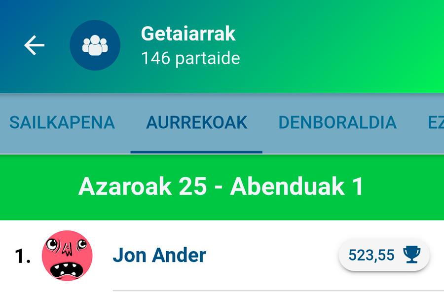 Jon  Anderrek  eskuratu  du  aste  honetako  urrezko  domina