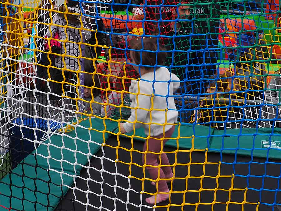 Gabonetako haur parkea 2020