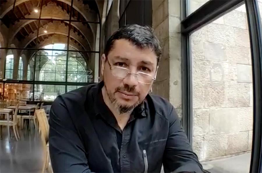 Ostegunean, Nelson Aguilera antropologo txiletarrak hitzaldia eskainiko du Getarian