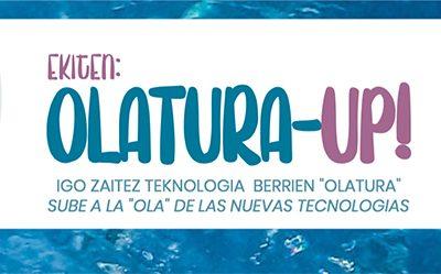 Ekintzaileei eta enpresari txikiei jauzi digitala ematen lagunduko die UKUEk