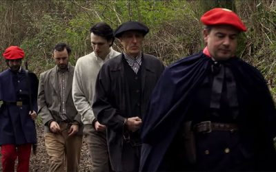"""Emanaldiaren aurretik, aretoan, eskuratu daitezke """"Korosagasti"""" filmerako sarrerak"""