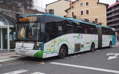 Autobus zerbitzuan ere eragingo du administrazioan biharko deitutako grebak
