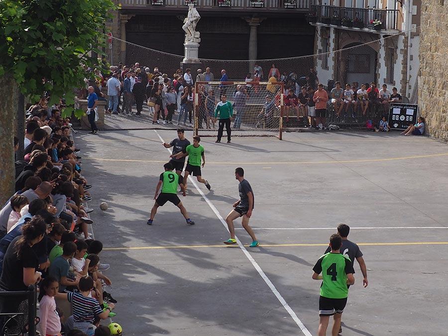 IX. Floren Memorial Futbito Txapelketako finala