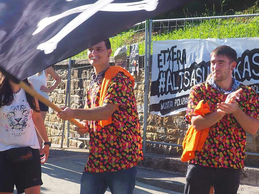 Salbatore Jaiak 2019 - Baltsa lasterketa